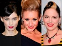 Celebrity hair - new styles
