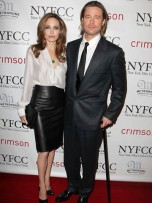 Brad Pitt and Angelina Jolie | New York Film Critics Circle Awards | Pictures | Photos | New | Celebrity News