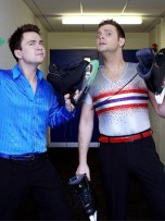 Mark Rhodes and Sam Nixon | Dancing On Ice 2012 | Pictures | Photos | New | Celebrity News