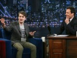 Daniel Radcliffe | Jimmy Fallon January 2012 | Pictures | Photos | New | Celebrity News