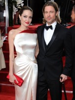 Angelina Jolie and Brad Pitt | Golden Globes 2012 | Pictures | Photos | New | Celebrity News