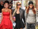 Celebrity fashion disasters - latest photos