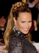 Elle Macpherson | Best Up-do 2012 | Pictures | New styles | Latest | Hair | Now | Photos | Hairstyles