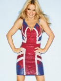 Geri Halliwell's Diamond Jubilee message to The Queen