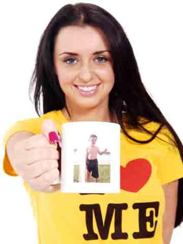 Personalised mug | Top 10 Valentine's Day gifts for him