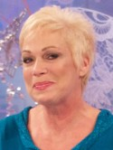 Denise Welch's fiance has suspected heart attack