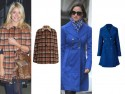 Top 10 celebrity winter coats � the latest styles