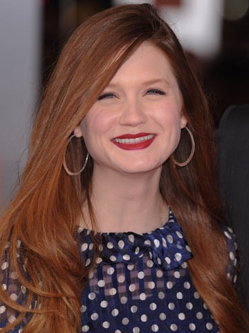 Bonnie Wright | Grammys 2012 | Pictures | Photos | New | Celebrity ...