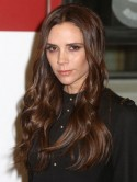 Victoria Beckham shows her sense of humour on Twitter as she takes over flight attendant's announcement