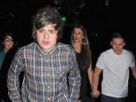 Frankie Cocozza, Natasha Giggs and Kirk Norcross | London | Pictures | Photos | New | Celebrity News