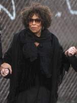 Roberta Flack | Whitney Houston's funeral | Pictures | Photos | New