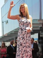 Jennifer Aniston | Jennifer Aniston honoured on the Hollywood Walk Of Fame | Pictures | Photos | New | Celebrity News