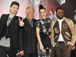 The Judges | Launch of The Voice | TV news | Celebrity news and gossip | New pictures