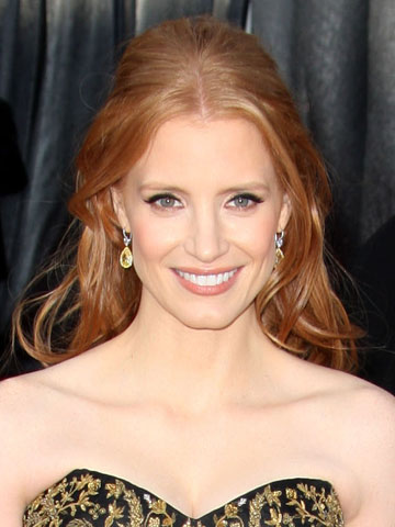 Jessica Chastain | Oscars 2012 | Pictures | Photos | New | Celebrity News