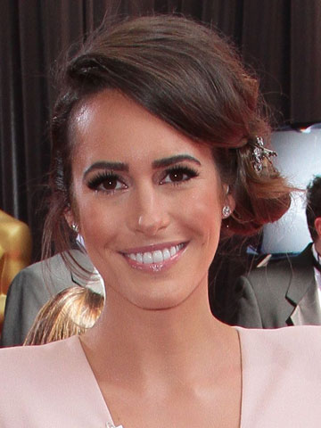 Louise Roe | Oscars 2012 | Pictures | Photos | New | Celebrity News