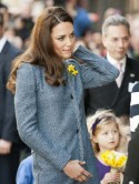 Stressed Kate Middleton's mum Carole 'tells her to eat more'