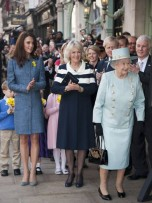 Kate Middleton, Camilla Parker Bowles and the Queen | Fortnum &amp; Mason March 2012 | Pictures | Photos | New | Celebrity News 