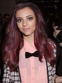 Little Mix star Jade Thirlwall wears cute bow necklace to London party