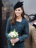 Kate Middleton 'filled with nerves' about not being the perfect princess while Prince William's away