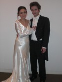 PICTURES Robert Pattinson lookalike marries our Bella Swan in Twilight Wedding