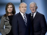 Lord Sugar, Karren Brady and Nick Hewer | The Apprentice 2012 | Pictures | Photos | New