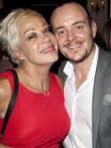Denise Welch: I'll marry Lincoln Townley but we won't touch booze at our wedding