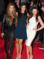 Katie Price and Michelle Heaton | The Hunger Games London Premiere | Pictures | Photos | New | Celebrity News
