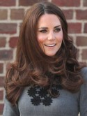 PICTURES Style queen Kate Middleton wears Orla Kiely dress for royal engagement with Prince Charles