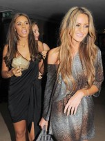 Rochelle Wiseman and Georgina Dorsett | Aura | London | Pictures | Photos | New | Celebrity News