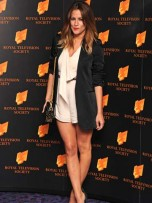 Caroline Flack | Royal Television Awards | London | Pictures | Photos | New | Celebrity News