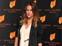 Caroline Flack shows off her legs in sexy nude playsuit at London awards bash