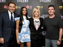 Simon Cowell joins Britain's Got Talent judges to launch new series in London