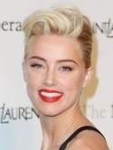 Amber Heard's traffic light lips