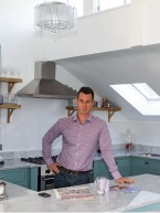At home with Tim Vincent