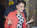 TV stars party with Jessie J at BlackBerry BBM event in London