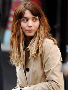 Rooney Mara | Long hair extensions | New Pictures | Now magazine