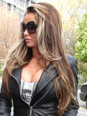 SHOCK PICTURE Katie Price shows off natural 'new her' after taking out hair extensions