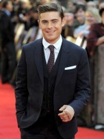Zac Efron | The Lucky One London Premiere | Pictures | Photos | New | Celebrity News
