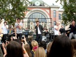 The Wanted | Extra TV | Los Angeles | Pictures | Photos | New | Celebrity News | Now Magazine