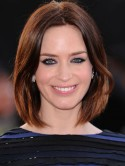 Get the look - Emily Blunt's blue eyes