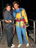 NEW VIDEO One Direction star Louis Tomlinson: Bungee jump harness was tight on my balls