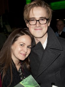 Tom Fletcher and Giovanna Falcone are now husband and wife