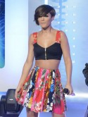 The Saturdays perform new single 30 Days on This Morning in cute colourful outfits