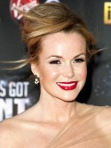 BGT judge Amanda Holden's bobbed hairdo's got talent!