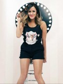 Caroline Flack named as face of Benefit's Mascarathon charity fun run