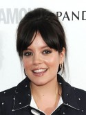 Lily Allen reports Twitter user to the Ministry Of Defence for posting racist comment