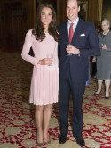 Royal recycler Kate Middleton wears the same pink dress twice in two weeks