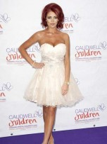 Amy Childs | Caudwell Children's Diamond Butterfly Ball at Battersea Evolution | London | New | pictures | photos | Now Magazine