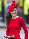 Kate Middleton's Jubilee red, white and blue dress fest