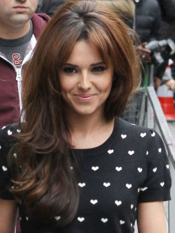 Cheryl Cole is happy with her new man 		 	 	  		 				              	 	          		        Tre Holloway is a US dancer 		 	 	  		 			   			